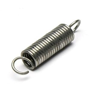 Double Hook Metal Tension Rod Spring