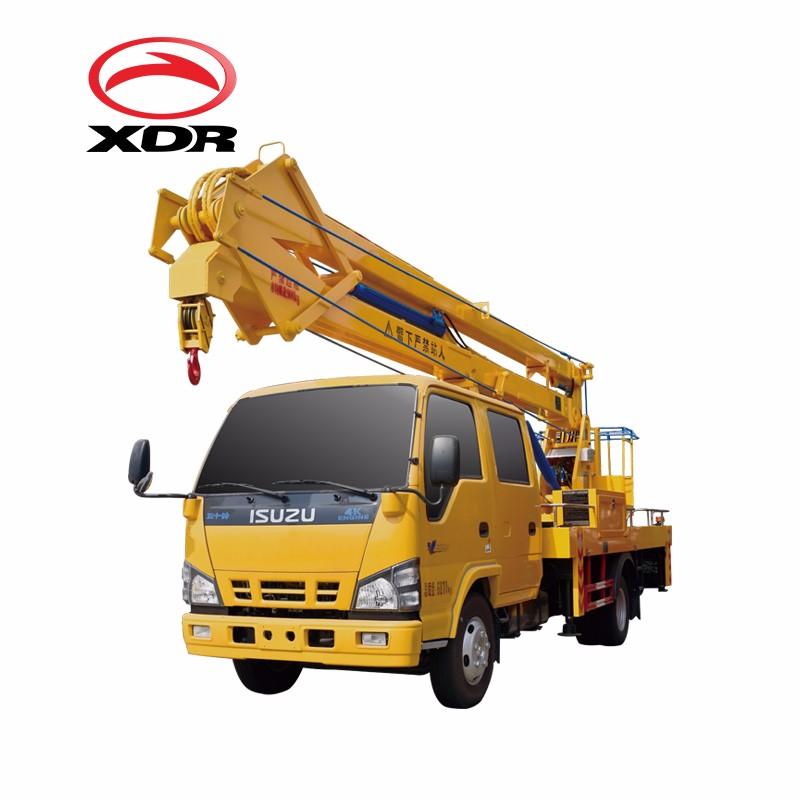 China 16m Aerial Bucket Truck Manufacturers, China 16m Aerial Bucket Truck Factory, Supply China 16m Aerial Bucket Truck