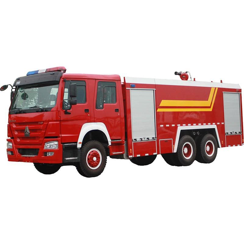 Vehículo de lucha contra incendios de calidad superior de China