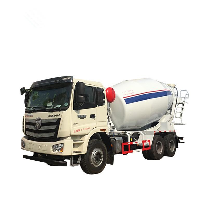 Mezcladoras de cemento para camiones 15CBM