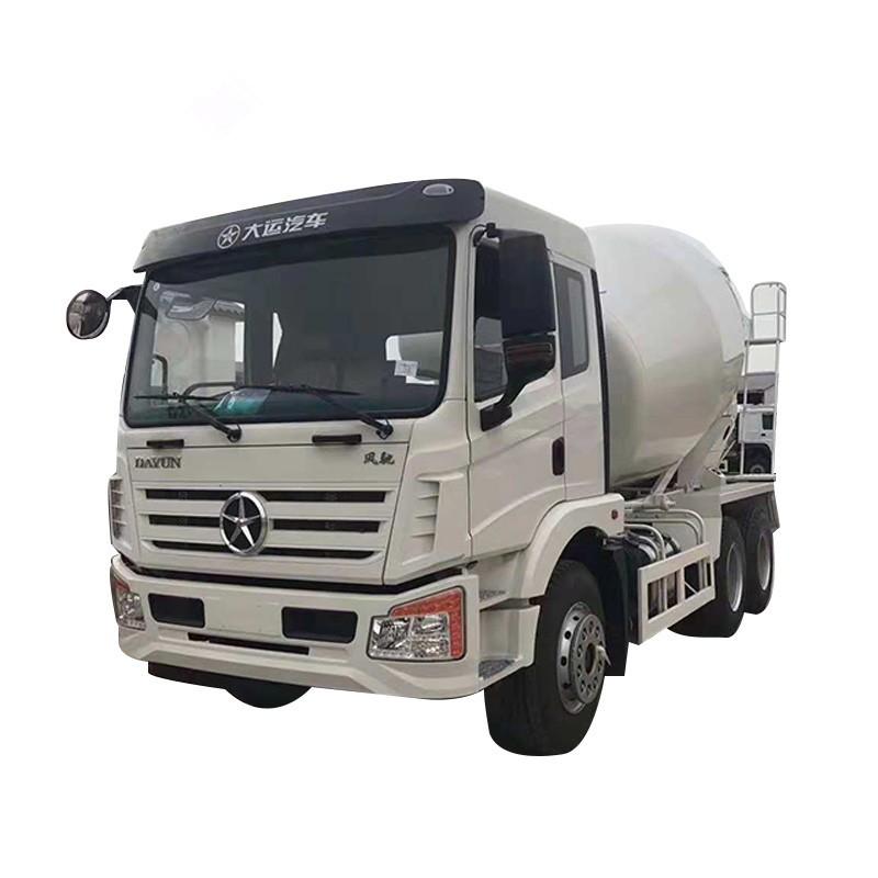 Mezcladoras de concreto de camión mezclador de cemento 8m3