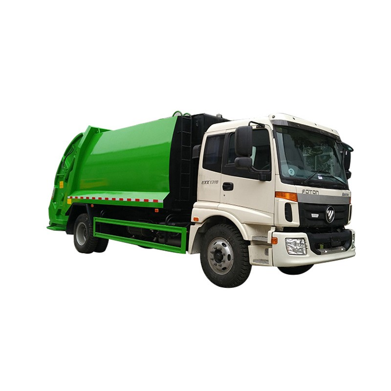 Camión de basura 12cbm