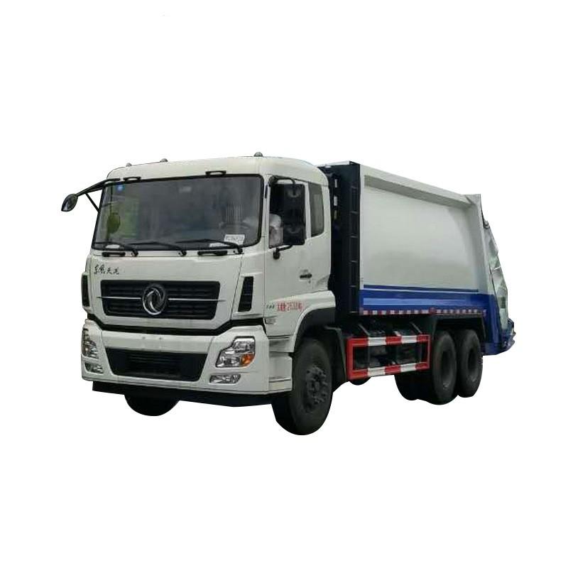 Vehículo de recogida de residuos de 18cbm