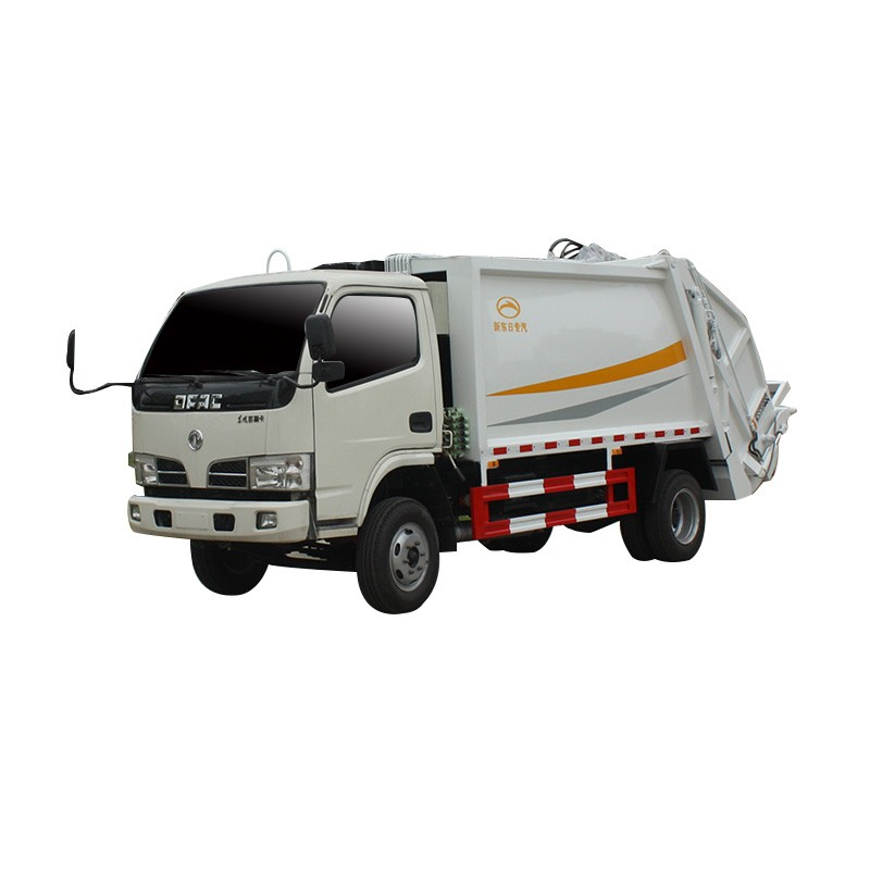 Compressed Garbage Truck