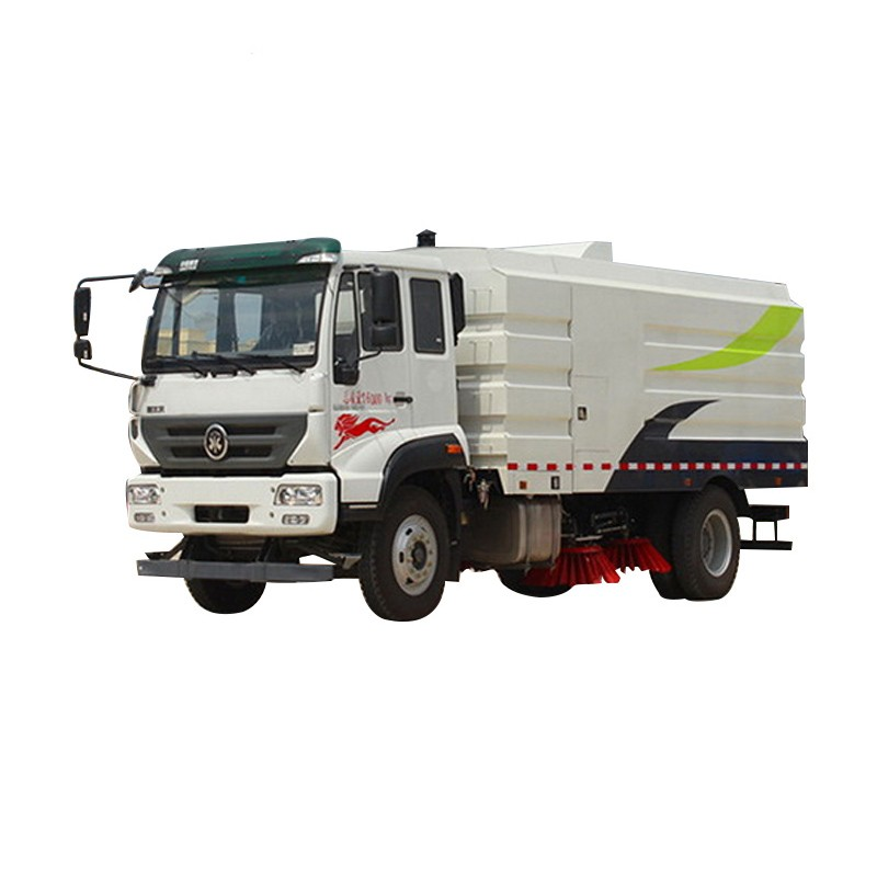 9.5cbm Sweeper Truck