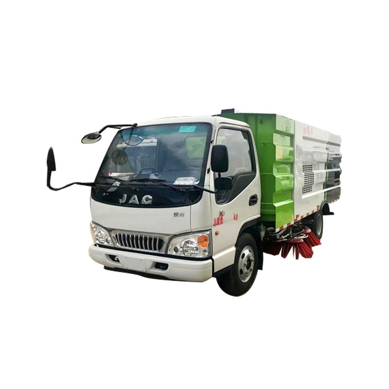 Truck Mounted Street Sweeper