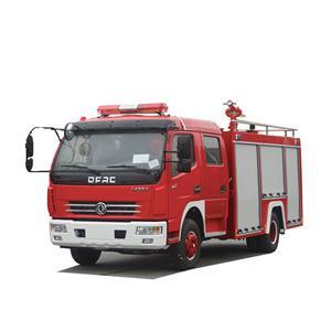 XDR 4000Liters nuevo camión de bomberos