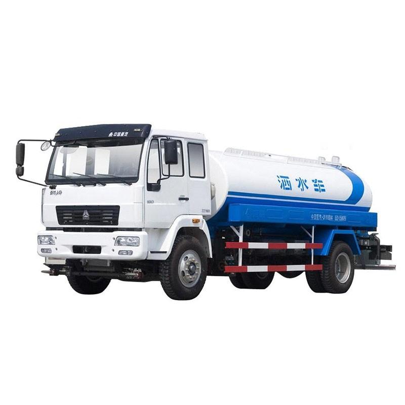 12cbm Water Tanker Transport Truck