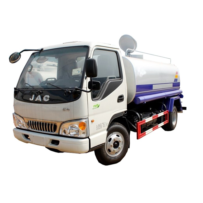 Stainless Steel Water Tank Car