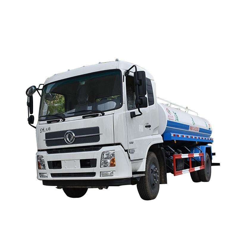 New Model Street Sprinkler Truck