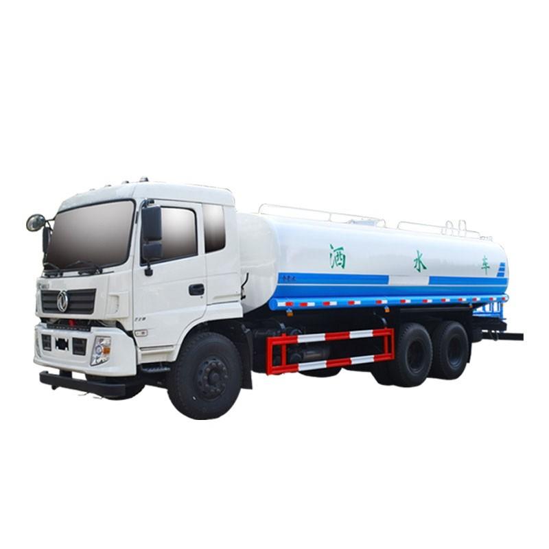 Water Tank Sprinkler Truck