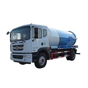 Camión de chorro de vacío combinado