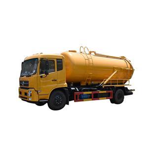Camión de succión de vacío