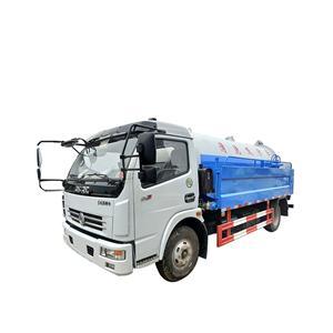 Camión de succión de aguas residuales 3cbm