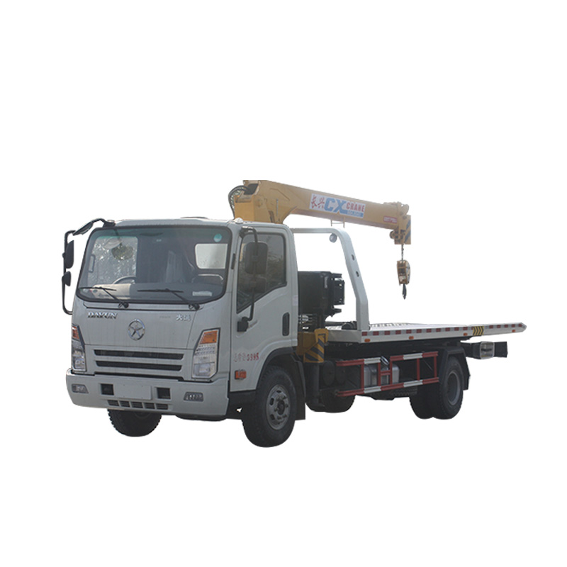 5ton Tow Truck Wrecker