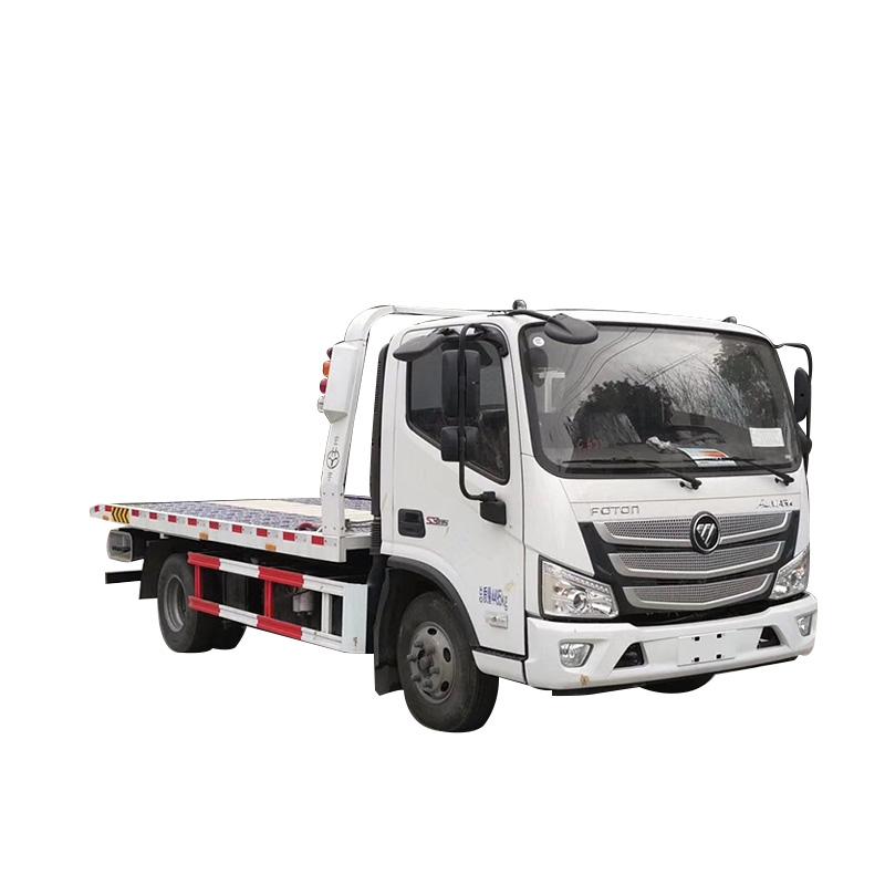 3 Ton Wrecker Towing Truck