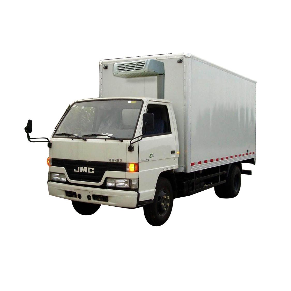 Mini Refrigerator Car Refrigerated Van Truck