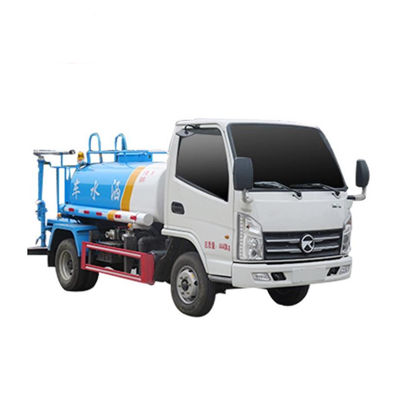 3000Liters Popular Model Water Tank Lorry