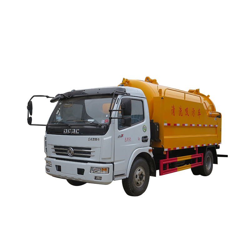 Combined Sewer Truck