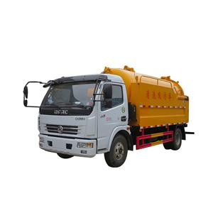 Camión de alcantarillado combinado