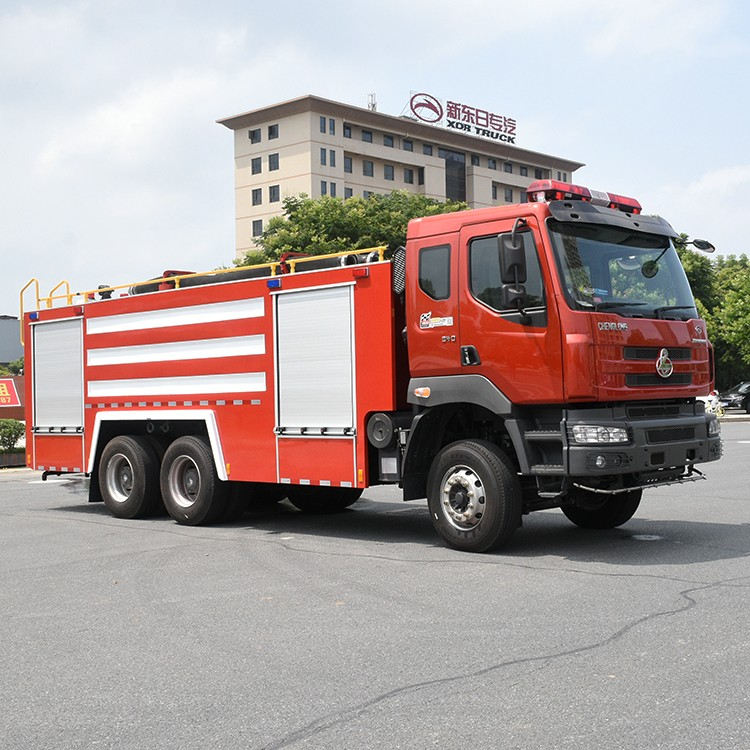 【July 5th,2020】To Thailand- 1 Units LIUQI Fire Fighting Truck