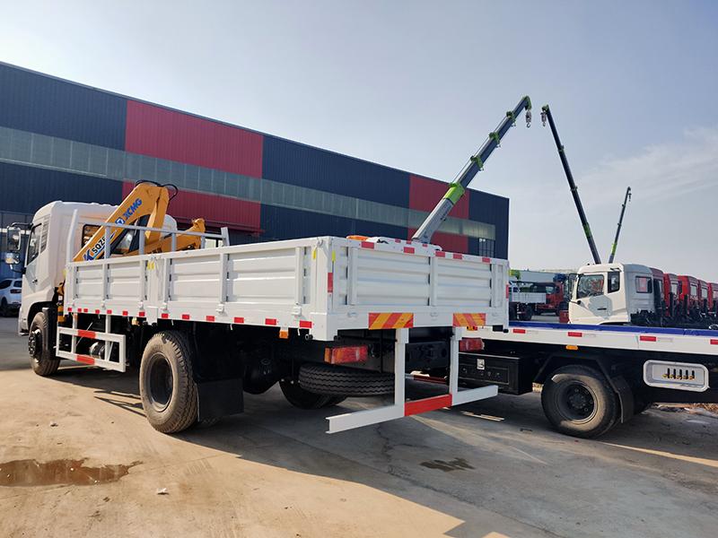 Cran Truck