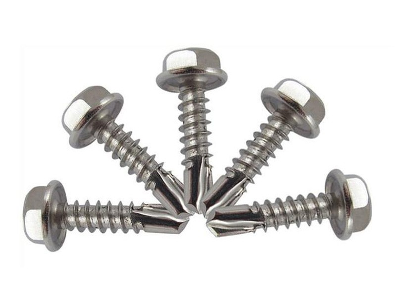 304 Stainless Steel Self Drilling Screw