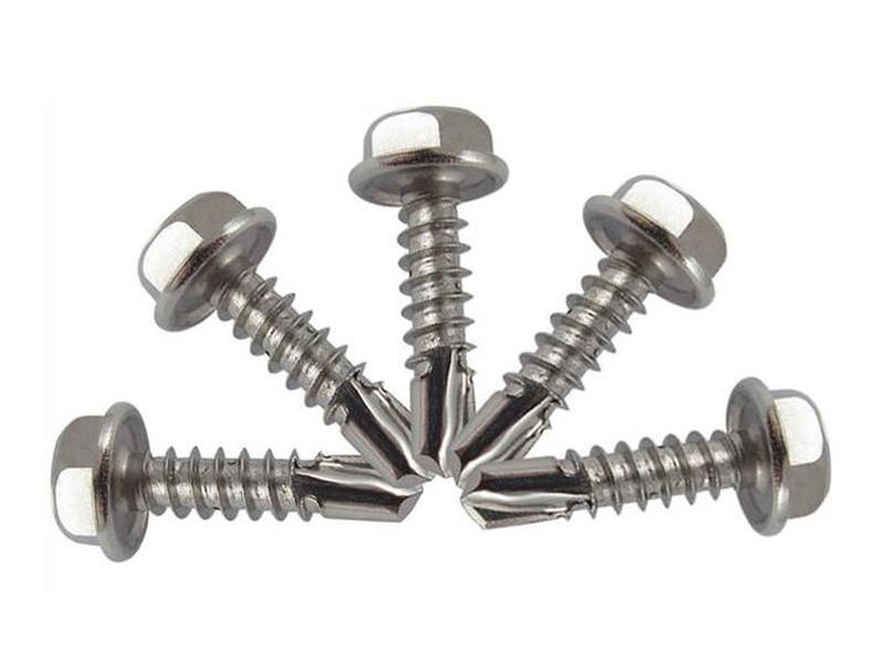 304不銹鋼自鑽螺絲