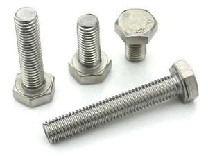 314 Stainless Steel Full Thread Hexagon Socket Head Bolt
