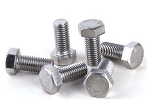 304不銹鋼外六角螺栓