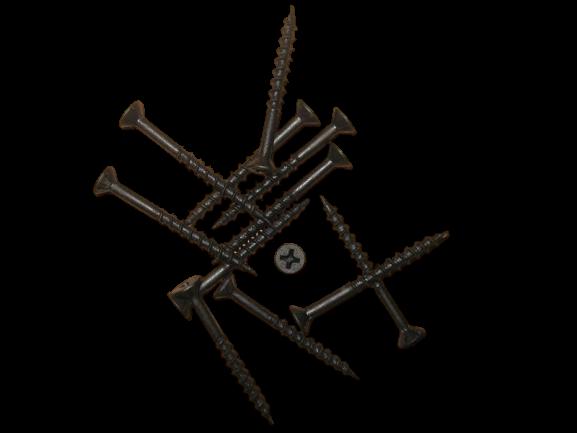 6 Inch Wood Screws