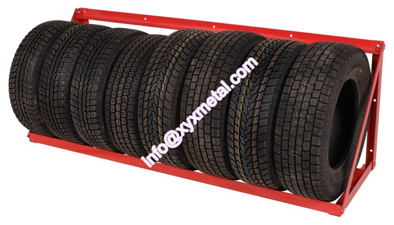 Wall Mount Tire Rack Manufacturers, Wall Mount Tire Rack Factory, Supply Wall Mount Tire Rack