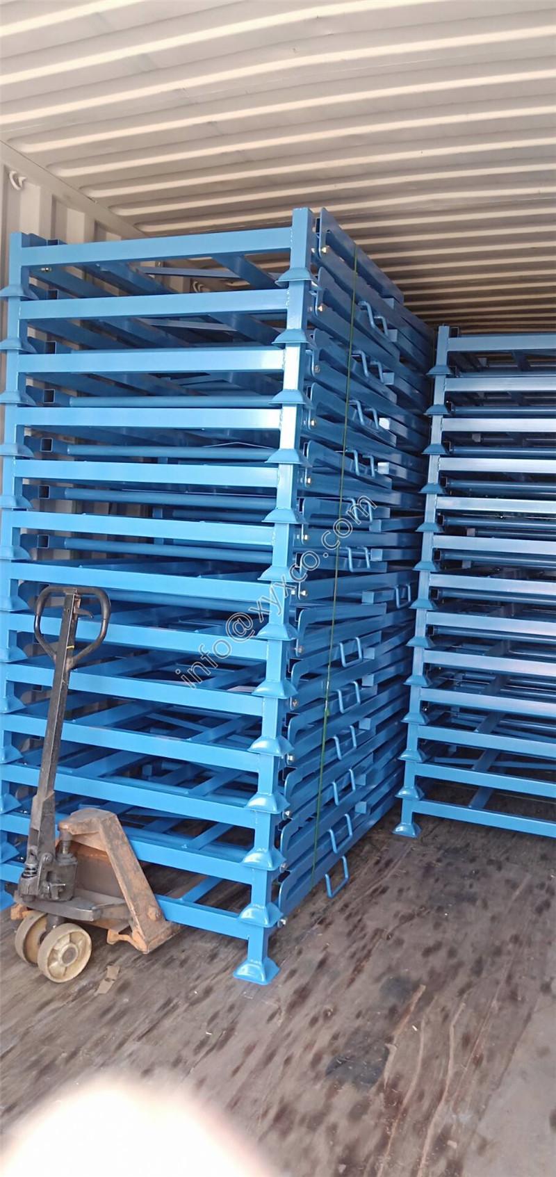 stackable tire rack