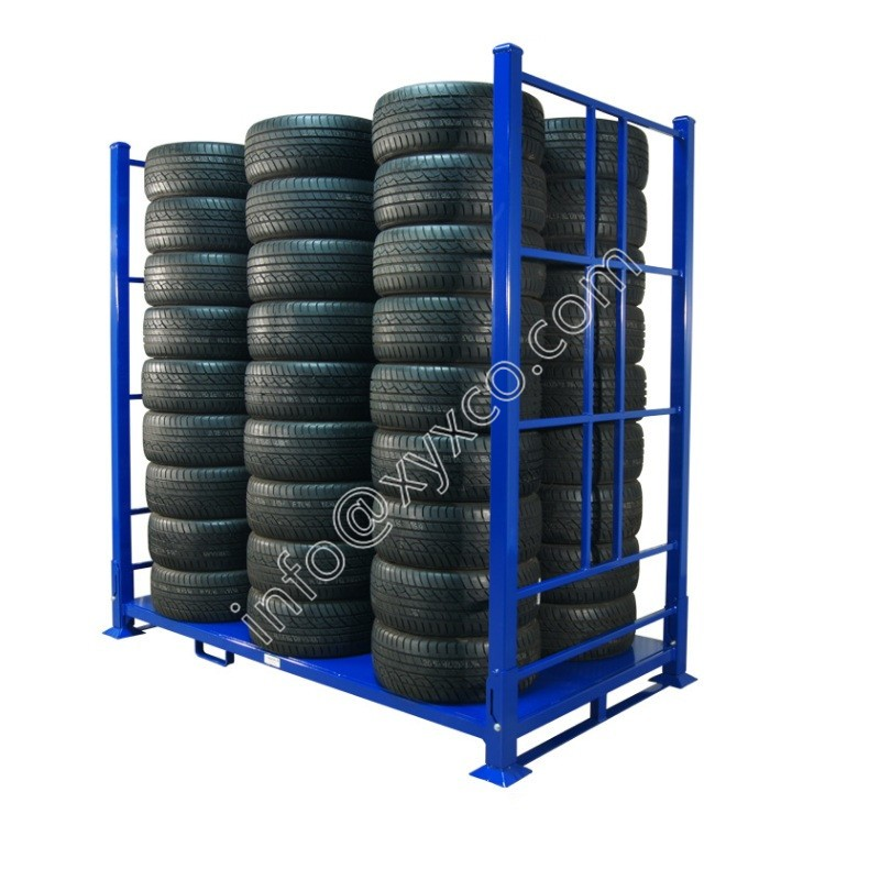 Stackable SUV Tyre Pallet Manufacturers, Stackable SUV Tyre Pallet Factory, Supply Stackable SUV Tyre Pallet