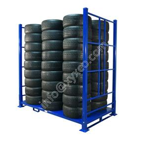 Stackable SUV Tyre Pallet