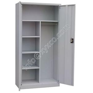 Metal Cabinet Wardrobe