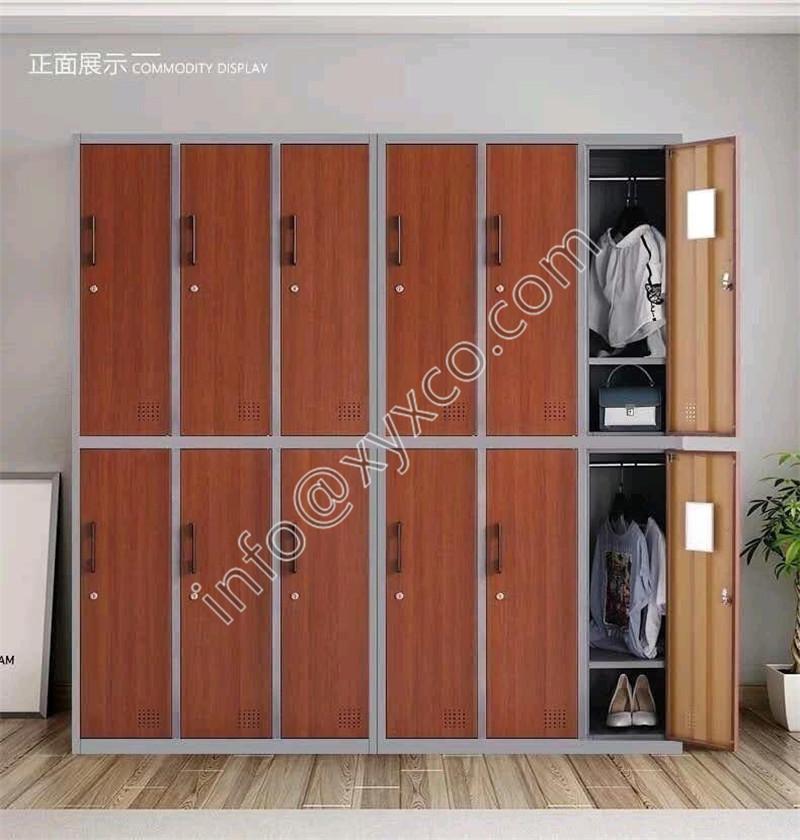 steel wardrob