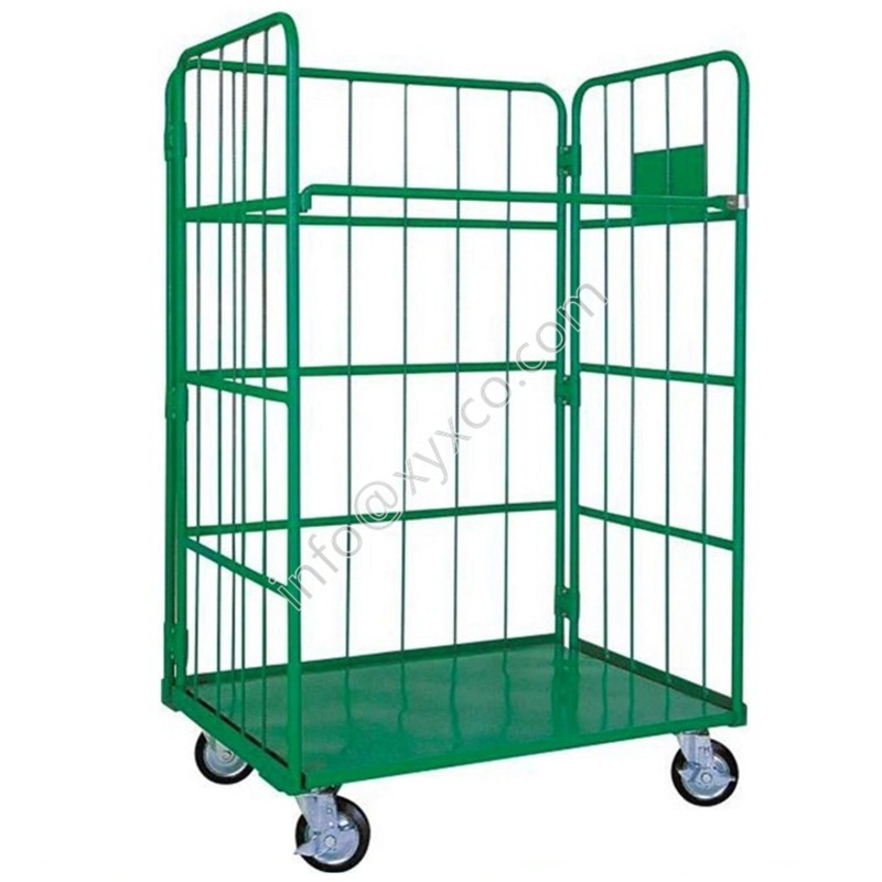 Nestable Roll Cage Manufacturers, Nestable Roll Cage Factory, Supply Nestable Roll Cage