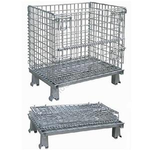 Steel Wire Mesh Container