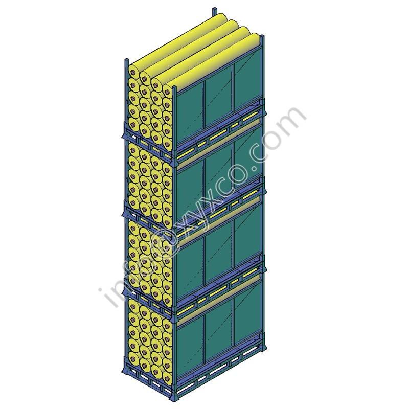 Stillage For Fabric Rolls Manufacturers, Stillage For Fabric Rolls Factory, Supply Stillage For Fabric Rolls