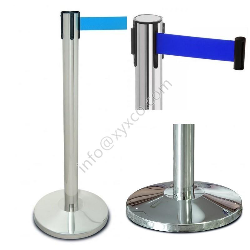 Retractable Belt Barrier Manufacturers, Retractable Belt Barrier Factory, Supply Retractable Belt Barrier