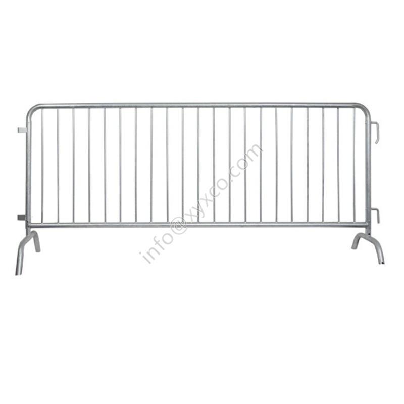 Galvanized Steel Portable Barrier