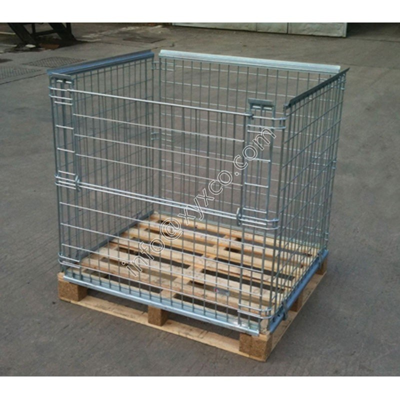 Collapsible Wire Mesh Cage Manufacturers, Collapsible Wire Mesh Cage Factory, Supply Collapsible Wire Mesh Cage
