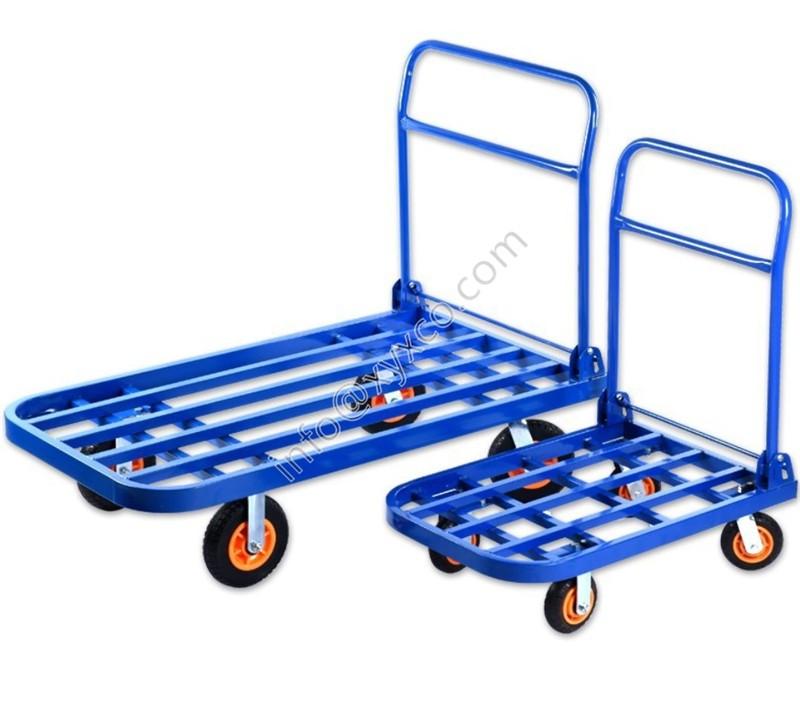 Steel Hand Trolley Manufacturers, Steel Hand Trolley Factory, Supply Steel Hand Trolley