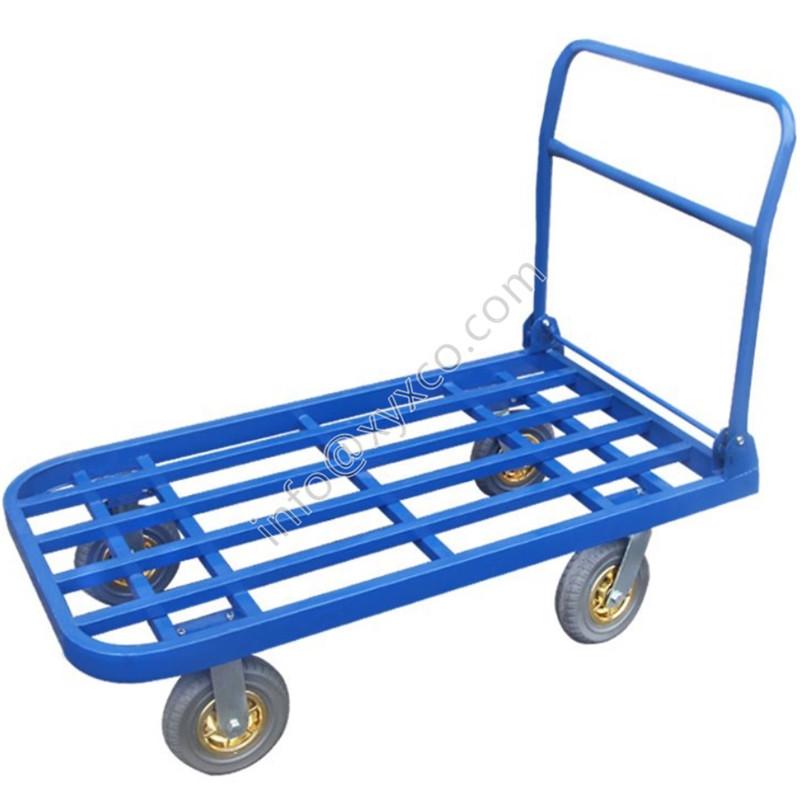 Steel trolley