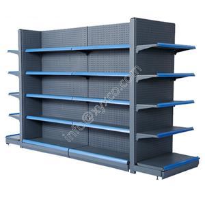 Supermarket Gondola Shelf