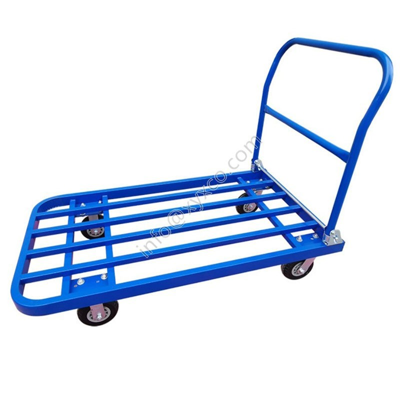 Steel Hand Trolley