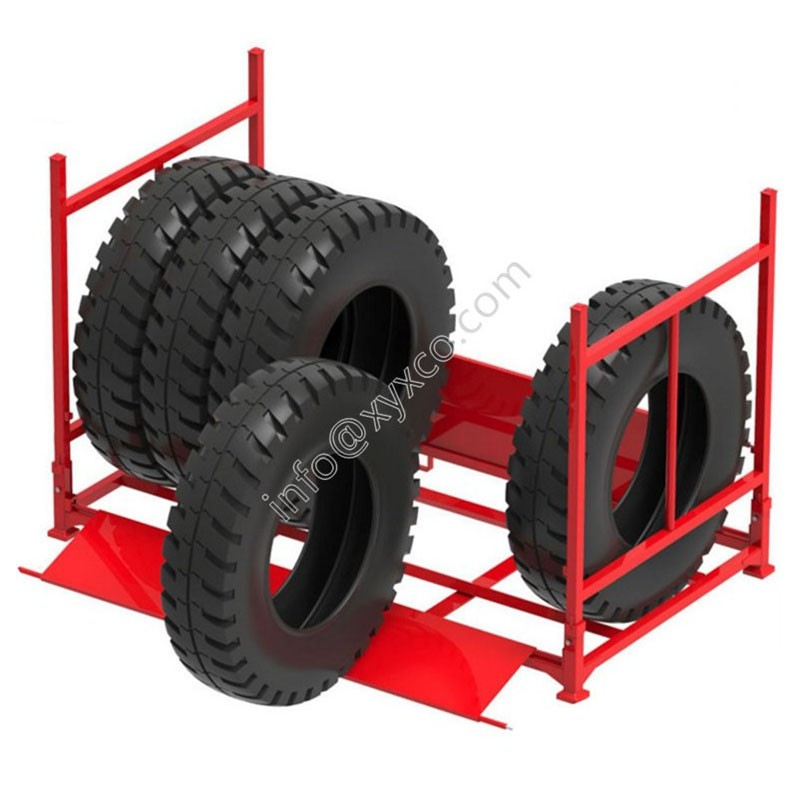 Truck Tire Stacking Rack Manufacturers, Truck Tire Stacking Rack Factory, Supply Truck Tire Stacking Rack