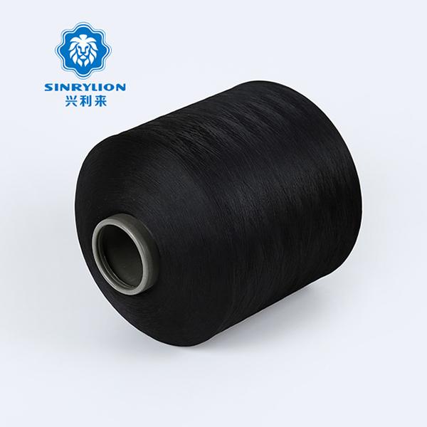 Black label yarn