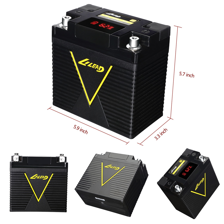 Custom Lithium ion Harley Davidson Battery, Harley Davidson Lithium ion Battery Company, Lithium Motorcycle Battery Harley OEM